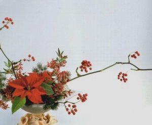 ikebana-christmas